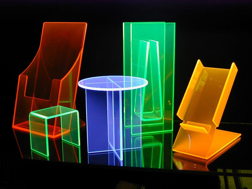 UV plexi termékek