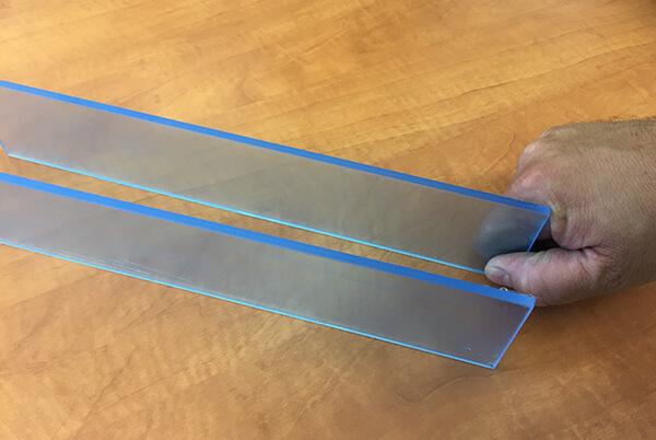 Kék plexi